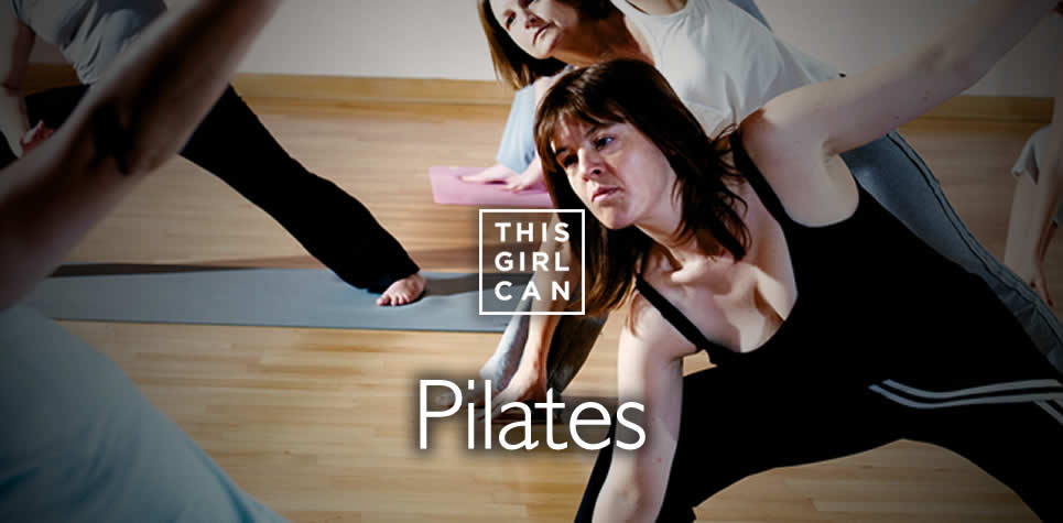 This Girl Can Pilates at East Riding Leisure